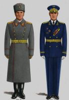 Soviet Army Uniforms 2 by Peterhoff3