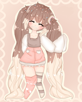 :oc: - New oc! by Pomii