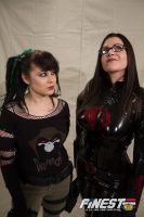 Baroness and Zanya by TheLadyNightshayde