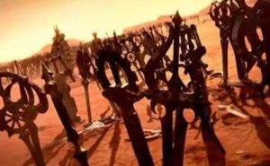 Keyblade Graveyard by TheNext238