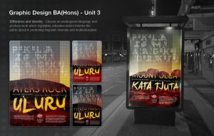 Graphic Design - U3: Proj. 1 by weyforth