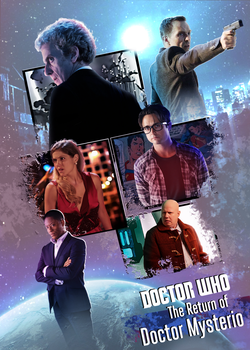 Doctor Who: The Return of Doctor Mysterio by Esterath13