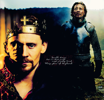 THC - Prince Hal/Henry V (Tom Hiddleston) by chiaratippy