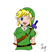 Teen Link by RellDanits