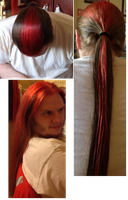 Dyed my hair by urimas
