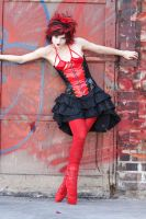 The Red Shoes by ArtemisAesthetic