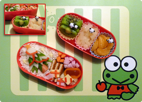 christmas bento #1 by st3rn1