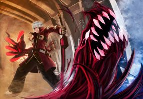 Ragna The Bloodedge by NRizo