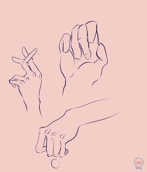Hand Practice by Spice-Twinkle-Pop