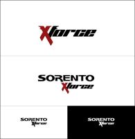 Sorento X Force Logo by oytunonat