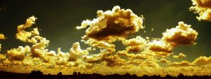 YELLOW CLOUDS by artaquilus
