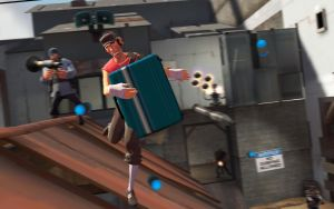 Team Fortress 2 Wallpaper by bor3ds0ul