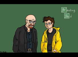 Breaking Bad by SHITFORBRAINSCHAN