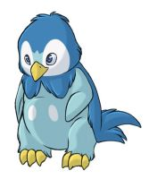 ...pogheys... Piplup by Rainbow-Cemetery