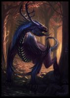Creature - Nohalian by Cloister