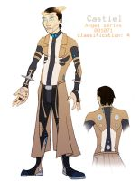 Basic Space Castiel by brody-lover
