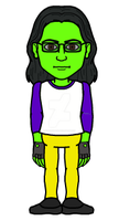 Bitstrips Ace by ComeAndJoinTheBand