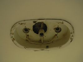 Exhaust Fan Face by Zomit