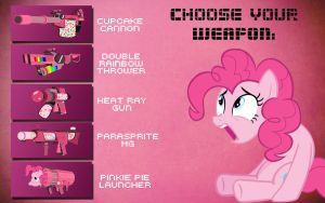 Pinkie Weapon by PCS4DDT