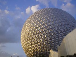 Spaceship Earth 01 by audoman2607