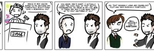 House MD Comic by LaCidiana