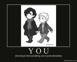 Sentiments (Johnlock) by Theavengercoat