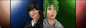 About Potions And Hair Colors - 2 by Gylana