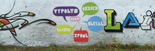 Paism and Serial by Typoets