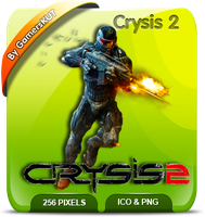 Crysis 2 Dock Icon by GamersKUT