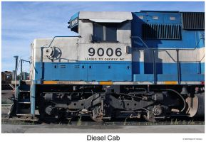 Diesel Cab XXX by hunter1828