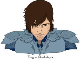 Eragon Shadeslayer by Pilgrimwanders