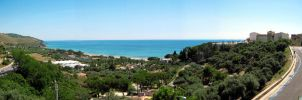 Sperlonga Panoramic by Piombo