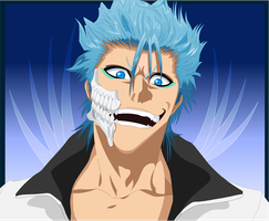 Grimmjow Jeagerjaques by Ironcid