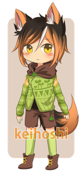 CLOSED | AUCTION | clover by cherro-tan