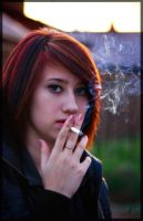 beautiful smoking III by Nastasie