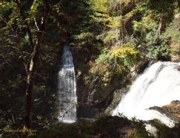 Raymondskill Falls VII by Sister-of-the-Moon