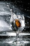 Life in a glass of water by r-assumpcao