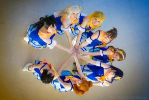 THE IDOLM@STER - Are you ready? by yummy--chan