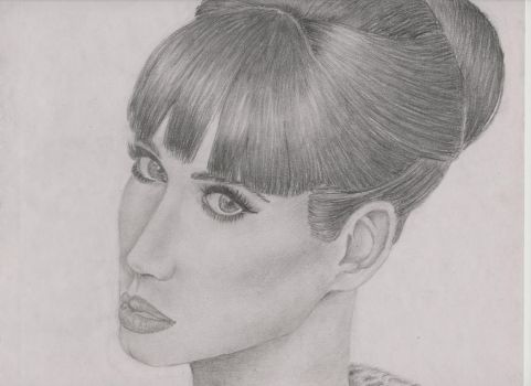 Katy Perry by MarysDrawing