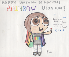 PPGRainbow, Happy Birthday! by WingDiamond