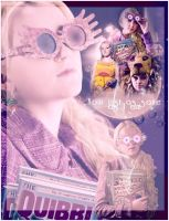 Luna Lovegood by Miss-deviantE
