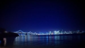san francisco fr teasure island by BunnyTuan