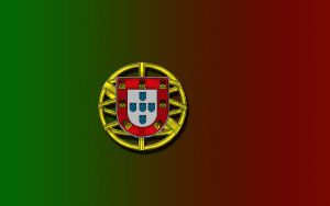 Portuguese Flag by MadPorra