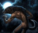 Wolfen for Talisman by feliciacano