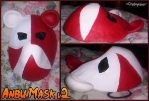 Anbu Mask v2.0 by Cristophine