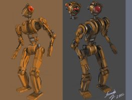 industrial robot design by fernandofaria