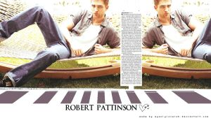 Robert P. Wallpaper by myonlyloverob