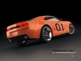 general lee by teamgandaia3