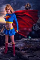 Supergirl1 by monsterz-arts