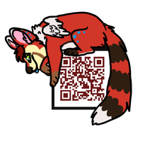 YCH QR Badge COMPLETE by CassMutt